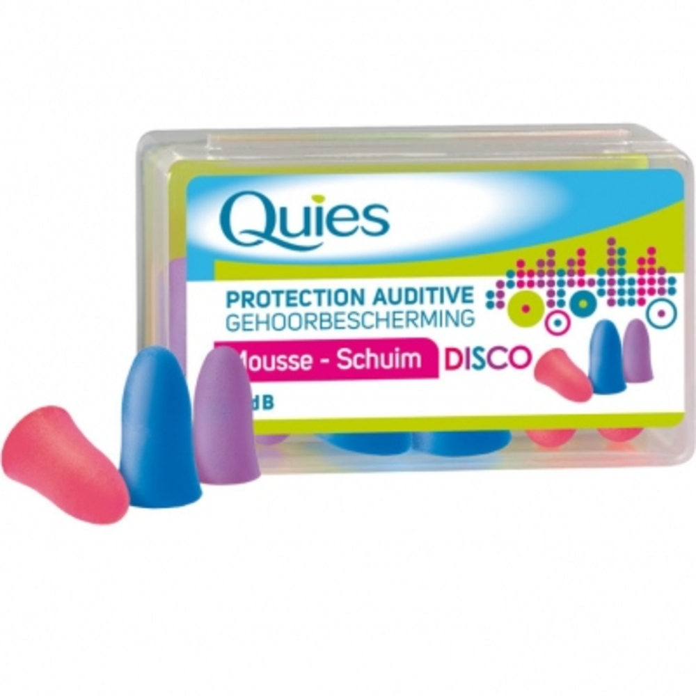 Quies protection auditive mousse disco Quies-197424
