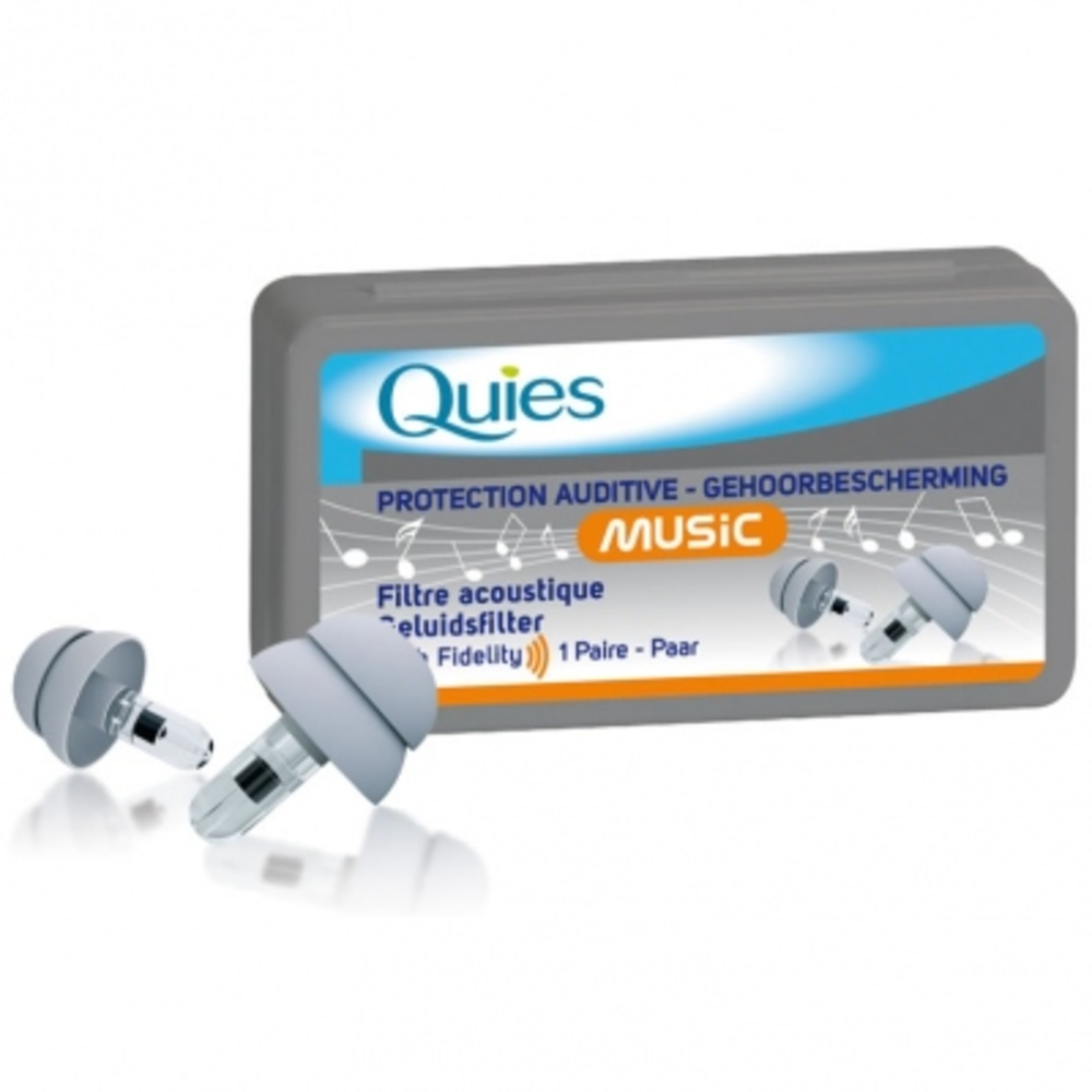 Quies protection auditive music - quies -147153