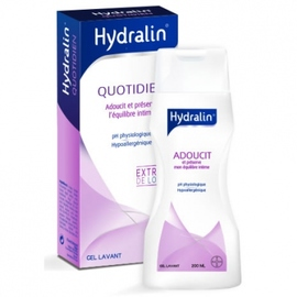 Quotidien gel lavant - 200ml - 200.0 ml - hydralin -82357
