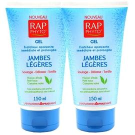 Rap phyto gel jambes légères - 2x150ml - rap phyto -198431
