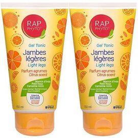 Rap phyto gel tonic jambes légères lot 2x150ml - rap phyto -220815