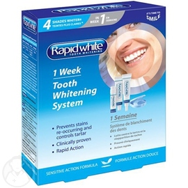 Rapid white blanchiment 1 semaine - rapid white - rapid white blanchiment pour l'émail des dents-4708
