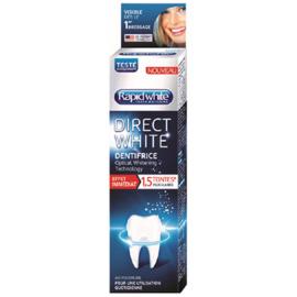 Rapid white dentifrice direct white 75ml - rapid white -215908