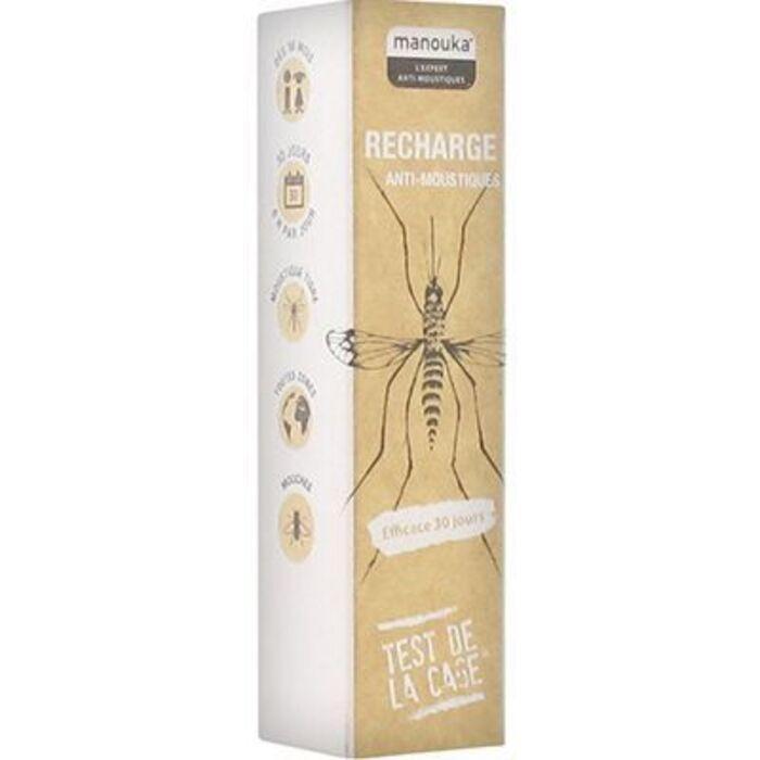 Recharge bracelet anti-moustiques 6ml Manouka-146904