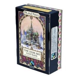 Recharge thé noir goût russe max havelaar - 30.0 unites - thé bio - coffrets métal luxe décorés - plant'asia -16233