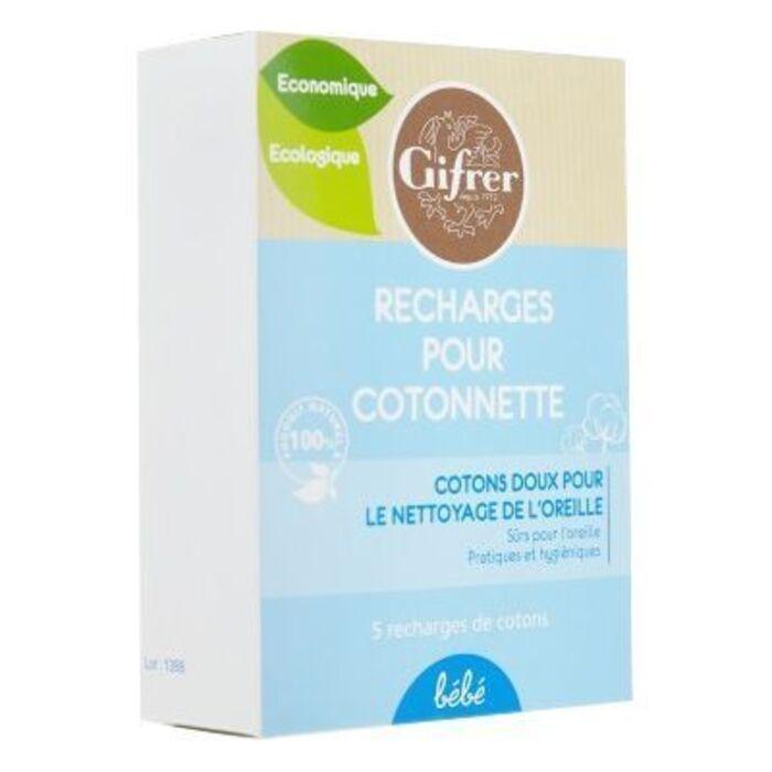 Recharges pour cotonnette Gifrer-219349