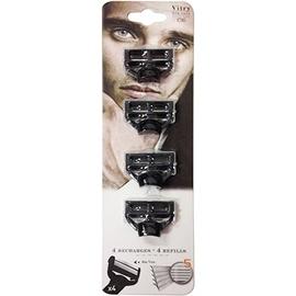 Recharges pour rasoir 5 lames x 4 - vitry -206102