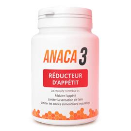 Réducteur d'appétit 90 gélules - anaca 3 -213535