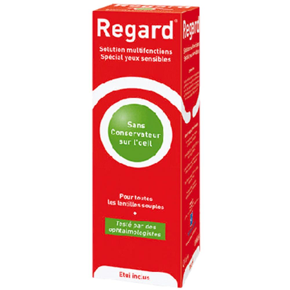 Regard solution d'entretien lentilles souples - 355ml - horus pharma -204998