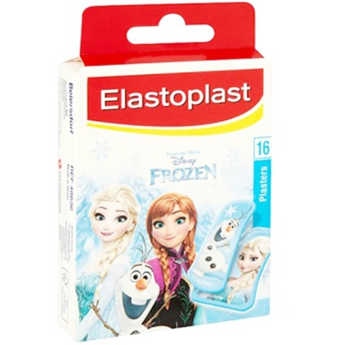 Reine des neiges - 16 pansements Elastoplast-212721