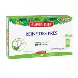 Reine des près ampoules bio - 20.0 unites - elimination-minéralisation - super diet Bien-être des articulations-4451
