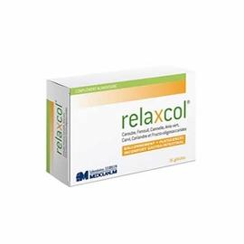 Relaxcol gel ballonnement flatulence - 36 gélules - leurquin -205683