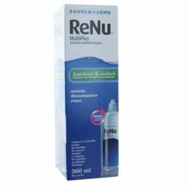 Renu multiplus solution multifonctions - 360.0 ml - bausch & lomb -149799