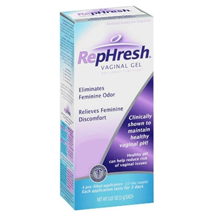 Rephresh gel vaginal 3 unidoses Laboratoires fumouze-145371