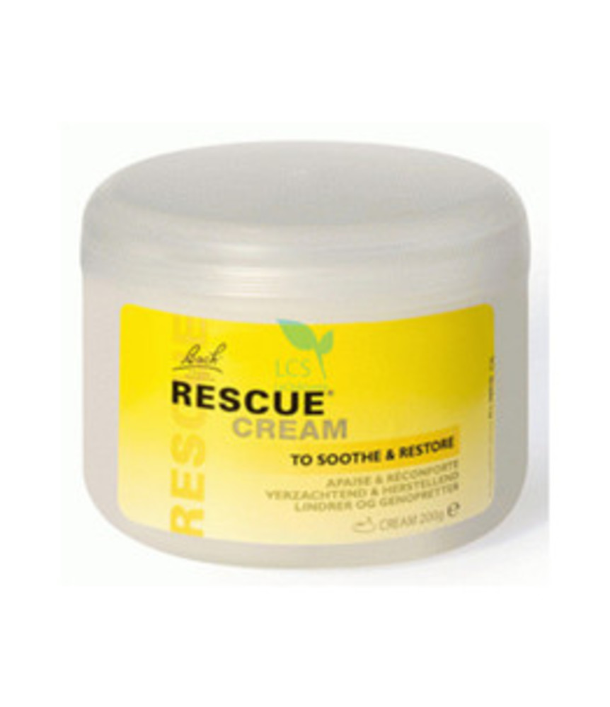 Rescue cream - 30.0 g - divers - fleurs de bach original -9109