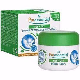Resp ok baume de massage pectoral enfant 60ml - puressentiel -215645