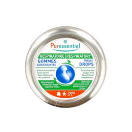 Respiratoire gommes adoucissantes - 45.0 g - respiratoire - puressentiel -117755
