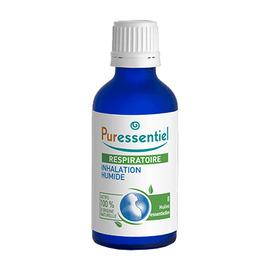 Respiratoire inhalation humide - 50.0 ml - respiratoire - puressentiel Inhalation humide aux 8 huiles essentielles-138828