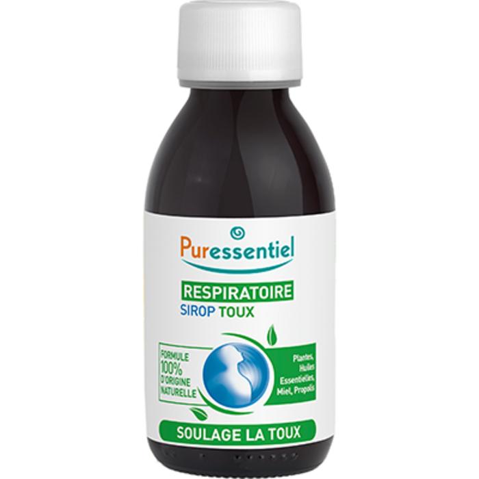 Respiratoire sirop adoucissant 125ml Puressentiel-227367