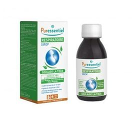 Respiratoire sirop toux 125ml - puressentiel -222659