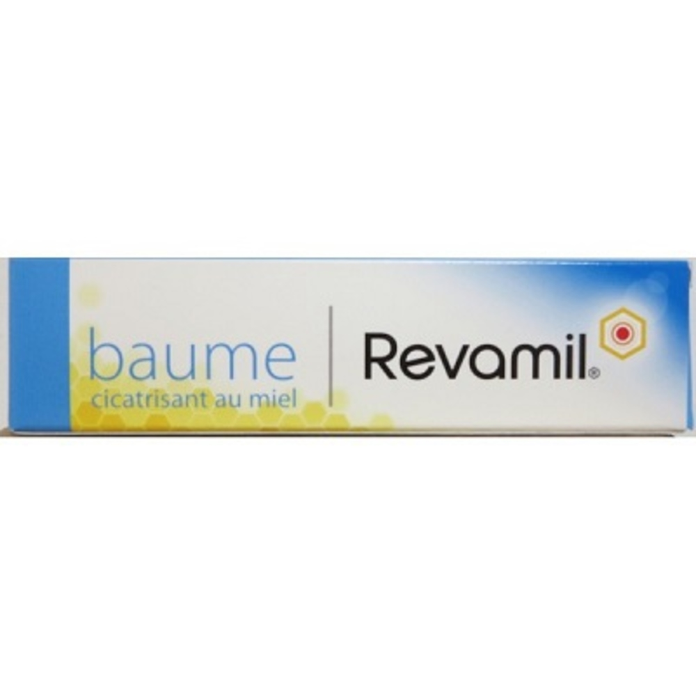 Revamil baume 25% miel - revamil -203080