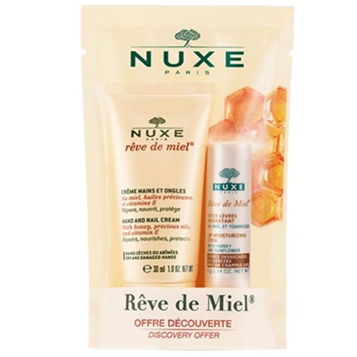 Rêve de miel offre découverte hiver Nuxe-203615