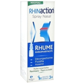 Rhinaction spray nasal - laboratoire de la mer -201412