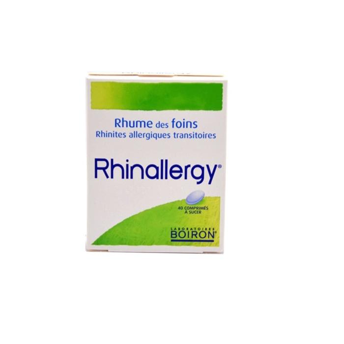 Rhinallergy - 40 comprimés à sucer Boiron-192747