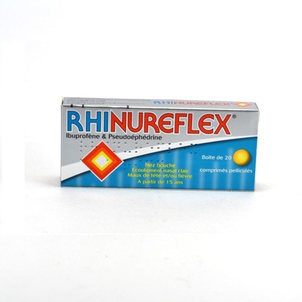 Rhinureflex - 20 comprimés - reckitt benckiser -192888