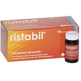Ristabil - 10 flacons x 10ml - ristabil -148240