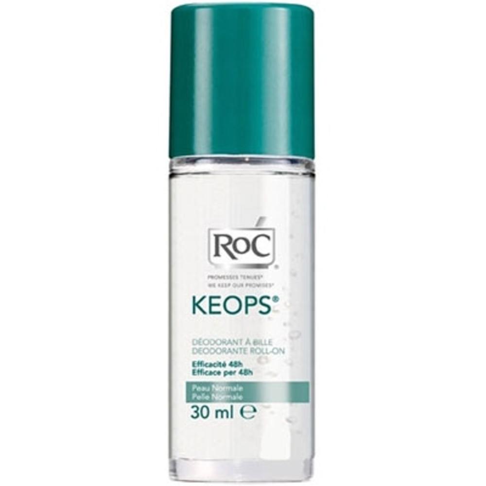 Roc keops déodorant bille - 30.0 ml - déodorants keops - roc Transpiration abondante-3107