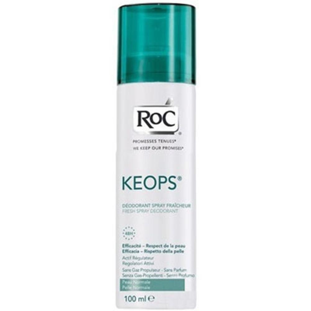 Roc keops déodorant fraîcheur spray - roc -197434