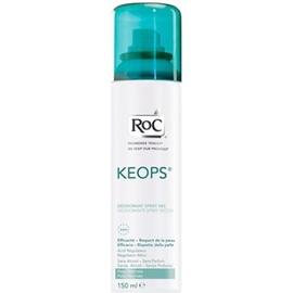 Roc keops déodorant sec spray - 150.0 ml - déodorants keops - roc Transpiration abondante-3109