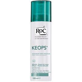 Roc keops spray déodorant fraîcheur 100ml - roc -221396