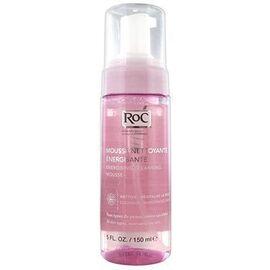 Roc mousse nettoyante energisante - 150.0 ml - démaquillage actif - roc Tous types de peaux, même les peaux sensibles-109384