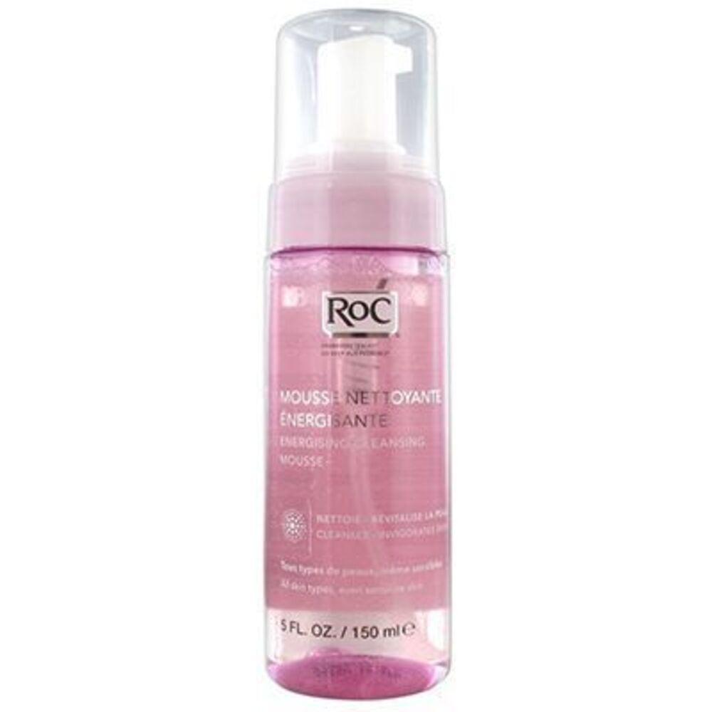 Roc mousse nettoyante energisante 150ml - 150.0 ml - démaquillage actif - roc Tous types de peaux, même les peaux sensibles-109384