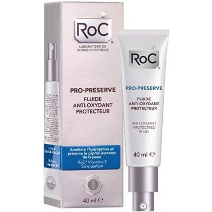 Roc pro-preserve fluide anti-oxydant protecteur 40ml Roc-142997