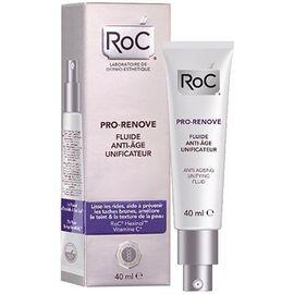Roc pro-renove fluide anti-âge unificateur 40ml - 40.0 ml - anti-age pro - roc -142999
