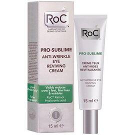 Roc pro-sublime crème yeux anti-rides revitalisante - 15.0 ml - anti-age pro - roc -143007