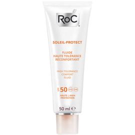 Roc soleil-protect fluide haute tolérance spf 50+ 50ml - roc -221398
