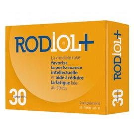Rodiol+ 30 comprimés - dissolvurol -216043