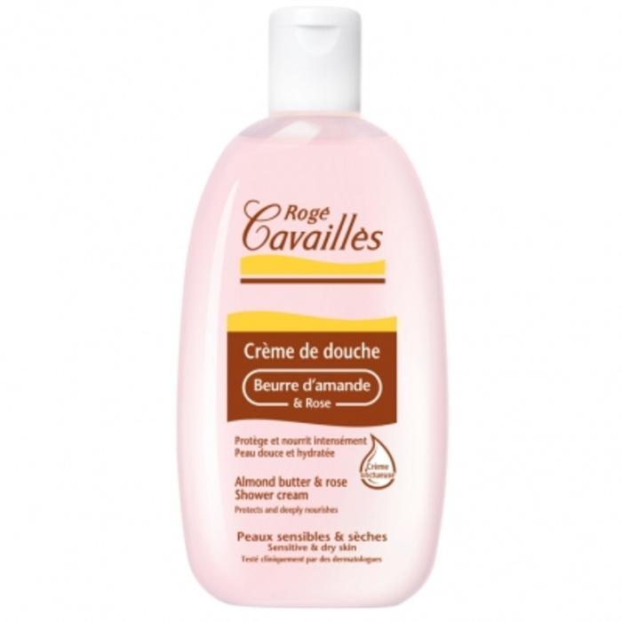 Roge cavailles crème de douche beurre d'amande rose - 250ml Rogé cavaillès-205214