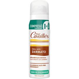 Roge cavailles déo-soin dermato spray compressé 75ml - rogé cavaillès -220263