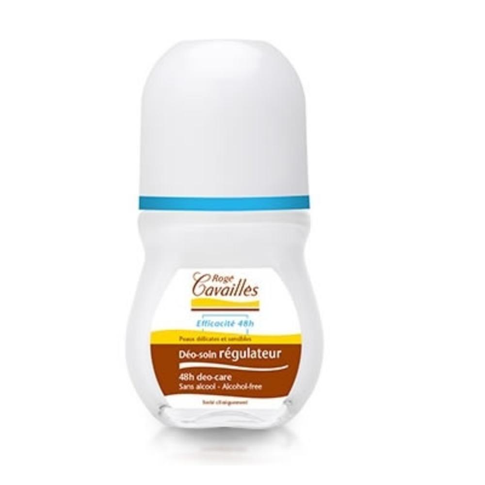Roge cavailles déodorant absorb+ efficacité 48h roll-on 50ml - rogé cavaillès -82731