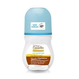 Roge cavailles déodorant absorb+ sans parfum 48h roll-on - 50.0 ml - rogé cavaillès -145239
