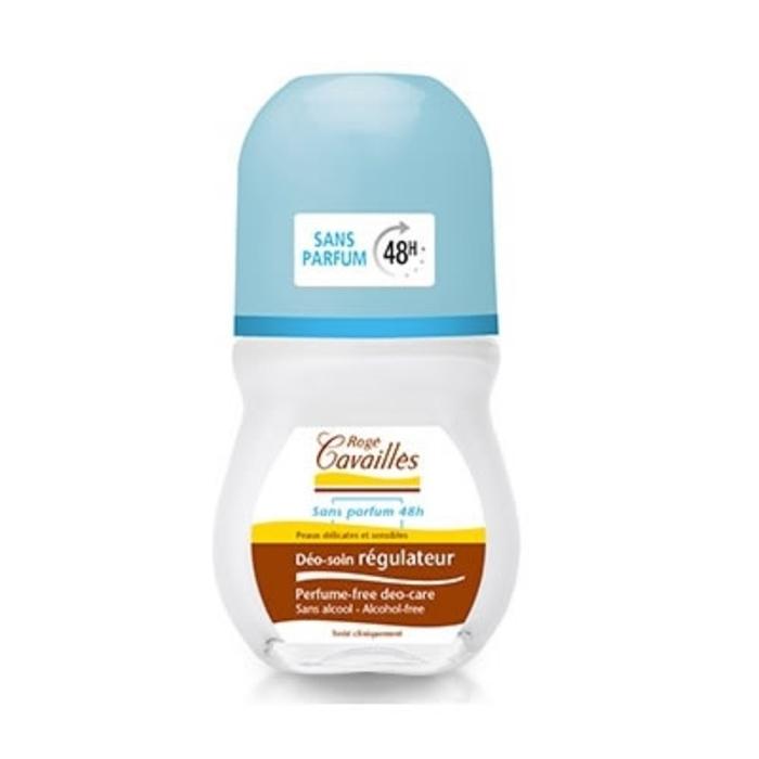 Roge cavailles déodorant absorb+ sans parfum 48h roll-on Rogé cavaillès-145239
