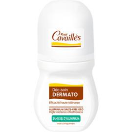 Roge cavailles déodorant dermato anti-odeurs 48h roll-on 50ml - rogé cavaillès -225707