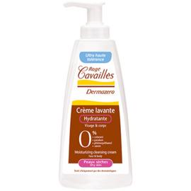 Roge cavailles dermazero crème lavante hydratante - 500.0 ml - dermazero - rogé cavaillès -140674