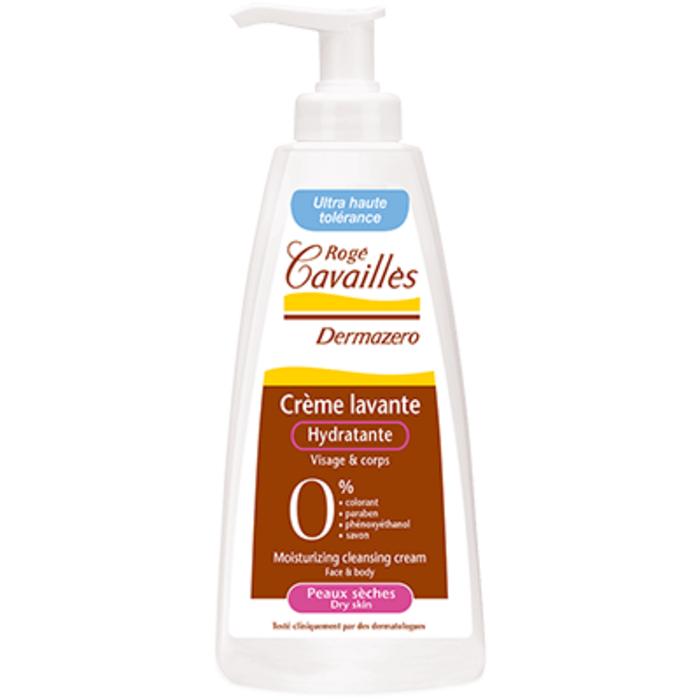 Roge cavailles dermazero crème lavante hydratante Rogé cavaillès-140674