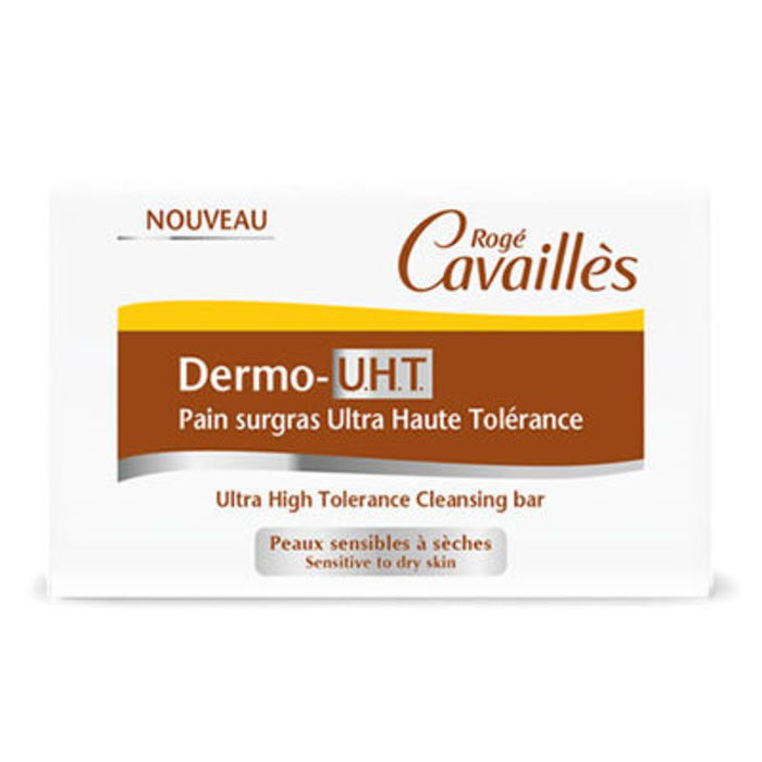 Roge cavailles dermo-uht pain surgras ultra haute tolérance 100g Rogé cavaillès-215307